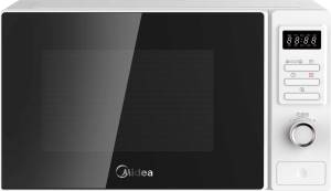Midea forno a microonde con grill ag823a2at-w 23lt 800w