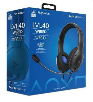 Ps4 pdp lvl40 stereo headset