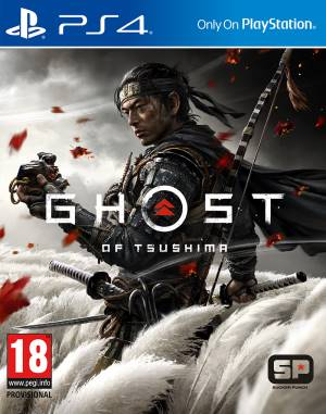 PS4 Ghost of Tsushima foto 2