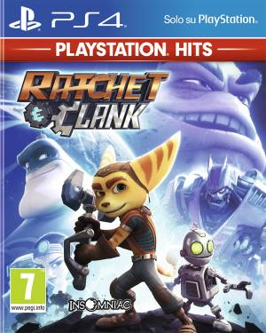Ps4 ratchet  clank - ps hits