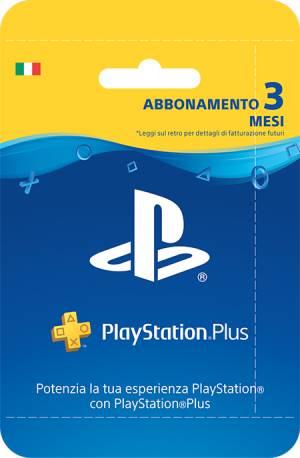 Playstation plus card hang abbonamento 90gg