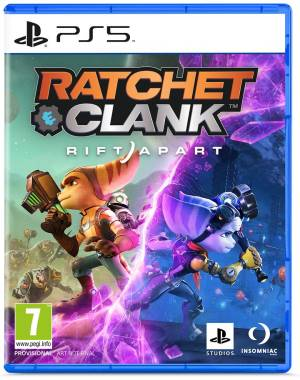 Ps5 ratchet  clank: rift apart
