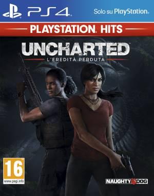 Ps4 uncharted: l'erediterduta - ps hits