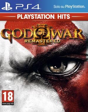 Ps4 god of war 3 remastered- ps hits