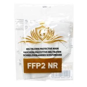 Mascherina protettiva ffp2 ce.2163 bianca