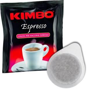 Kimbo box cialde 44mm espresso 100pz