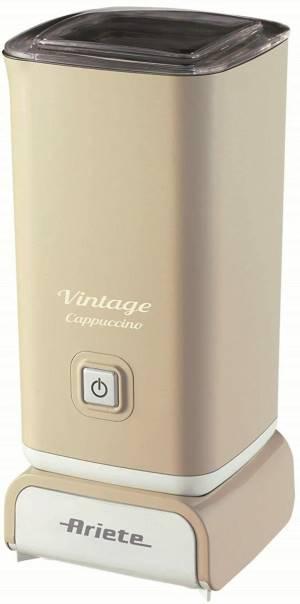 Ariete cappuccinatore 2878 vintage 250ml 500w beige