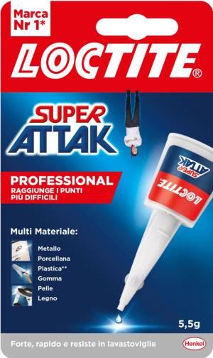 Loctite super attack professional (precision) 5.5gr