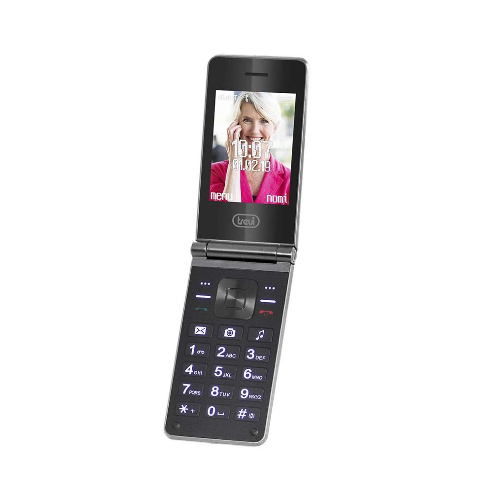 TELEFONO CELLULARE CLAMSHELL DOPPIO DISPLAY DUALSIM 2,8\
