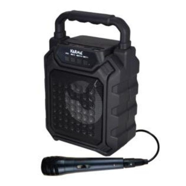 SPEAKER BLUETOOTH KARMA 25W CON MICROFONO USB MP3 SDCARD