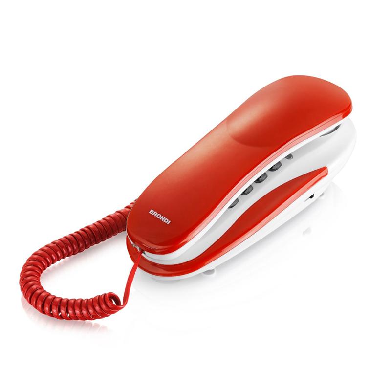 Telefono brondi kenoby rosso/bianco