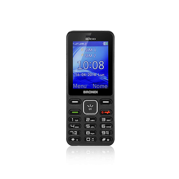 TELEFONO CELLULARE DUALSIM ULTRASLIM DISPLAY 2.4\