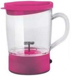 Kooper cappuccinatore a batterie mug fucsia