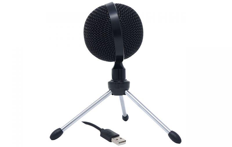 MICROFONO EMPIRE USB 360#176, OMNIDIREZIONALE PER CONFERENZE