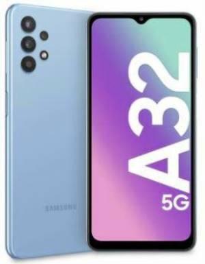 Samsung sm-a326 galaxy a32 4+128gb 6.5 5g blue ds tim