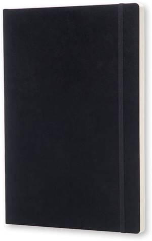 Moleskine workbook copertina morbida formato a4 nero