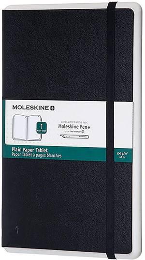 Moleskine taccuino digit. con pagine bianche per pen moleskine +