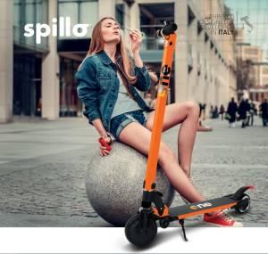 The one scooter elettrico spillo 250w orange