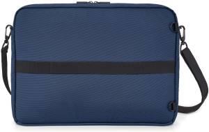Moleskine borsa orizzontale notebook/tablet fino a 15'' blu zaffiro