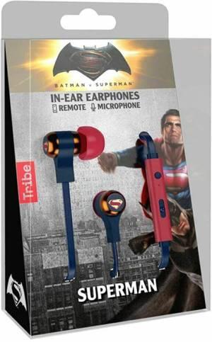 Tribe auricolare con microfono swing superman