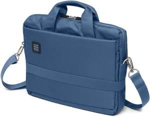 Moleskine borsa a tracolla tablet/notebook fino a 13'' blu boreale