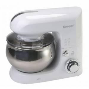Kooper planetaria da cucina 1300w 5l bianca