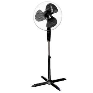 Jcl ventilatore a piantana jcl40 40cm nero