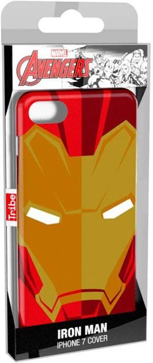 Tribe iphone 7/8 hood case ironman