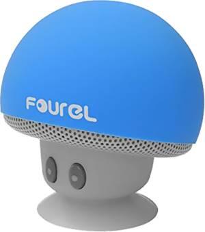 Fourel mini mushroom speaker