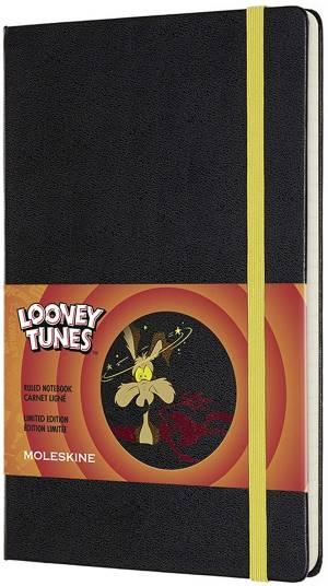 Moleskine carnet edizione limitata looney tunes wile e. coyote large