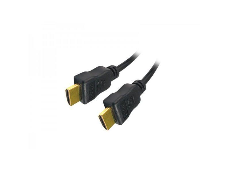 CAVO HDMI+ETHERNET 10MT M/M BK ADJ