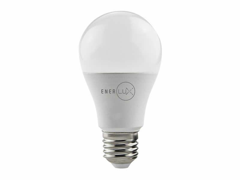 LAMPADINA LED ENERLUX E27 6W 2800#176,K LUCE CALDA LUMEN 450