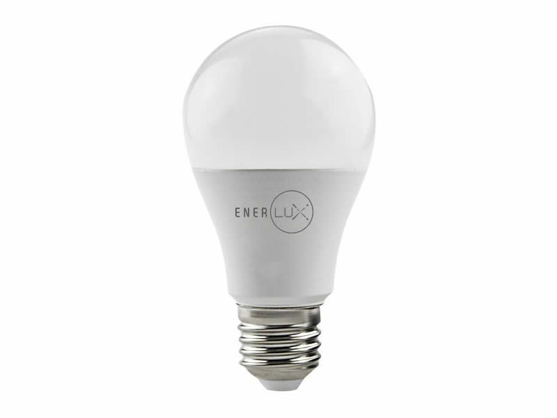 LAMPADINA LED ENERLUX E27 6W 2800#176,K LUCE CALDA LUMEN 450 foto 2
