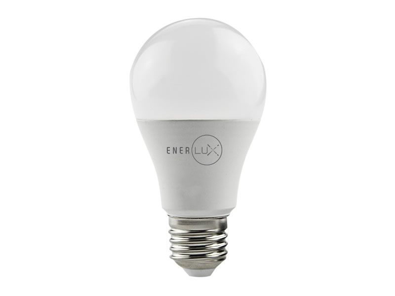 LAMPADINA LED ENERLUX E27 10W 6500#176,K LUCE FREDDA LUMEN 800 foto 2