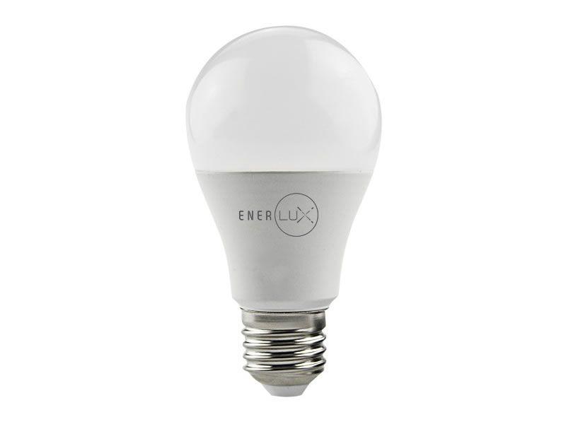 LAMPADINA LED ENERLUX E27 12W 2800#176,K LUCE CALDA LUMEN 1050
