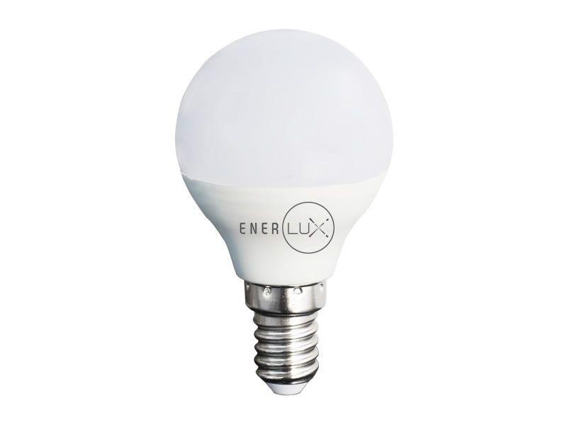 LAMPADINA LED ENERLUX E14 7W 2800#176,K LUCE CALDA LUMEN 638