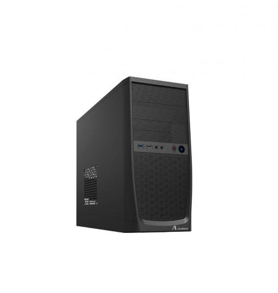 CASE MINI-TOWER NO PSU BK MICROATX/ITX 1*USB2 1*USB3 ADJ
