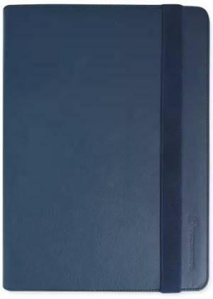 Techmade custodia per tablet 7-8^in pu blu