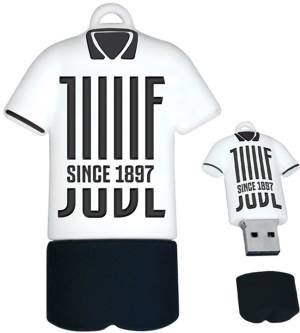 Techmade pendrive ufficiale juventus 32gb t-team 1897
