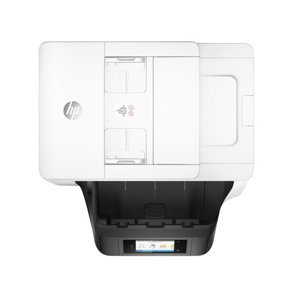 Stampante multifunzione HP OfficeJet PRO 8730 inkjet fronte-retro Wi-Fi LAN foto 5