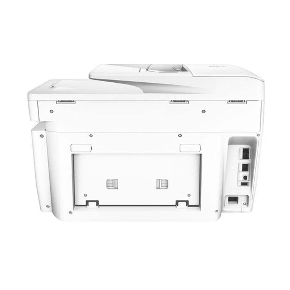 Stampante multifunzione HP OfficeJet PRO 8730 inkjet fronte-retro Wi-Fi LAN foto 6