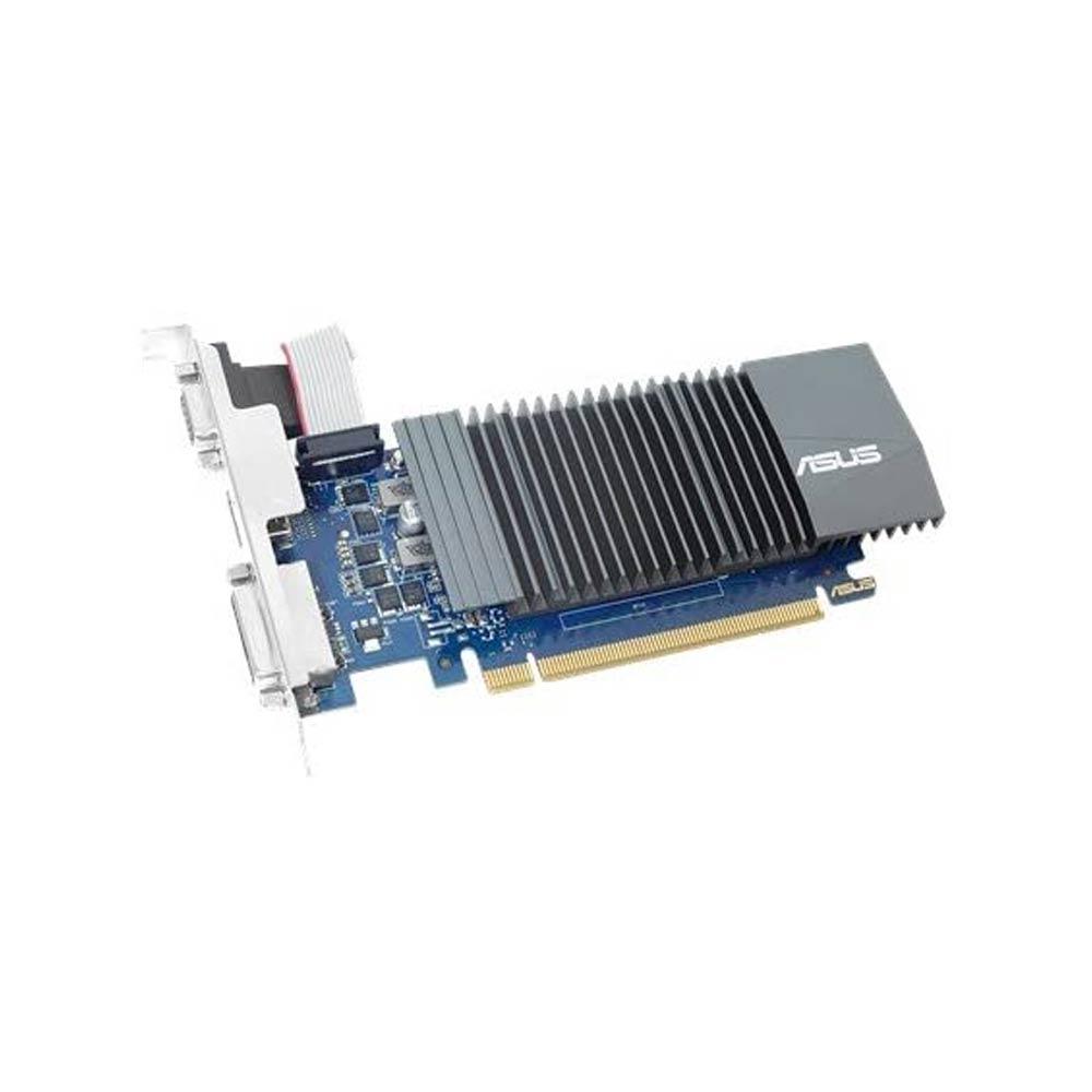 Scheda video Asus Nvidia GT 710 1gb GDDR5 DVI-D HDMI x64 risoluzione fino a 4K foto 3