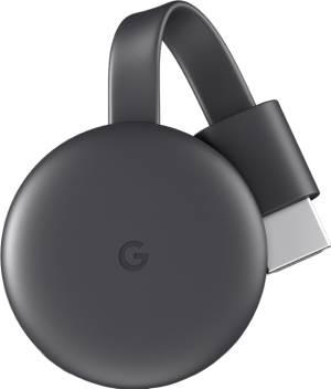 Google chromecast 3 1080p grigio antracite