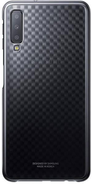Samsung gradation cover aa750cbe galaxy a7 (2018) black