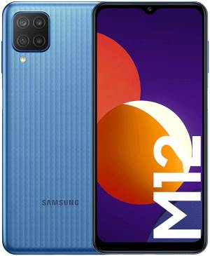 Samsung sm-m127f galaxy m12 4+64gb 6.5 light blue ita