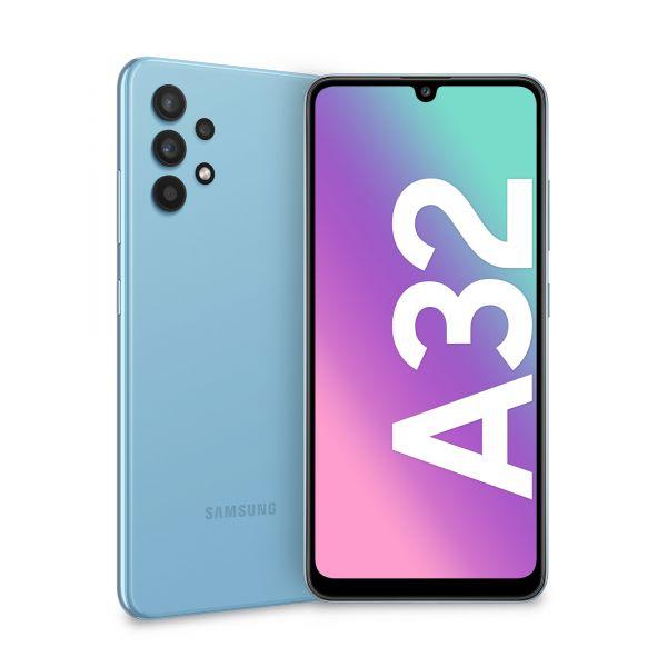 SM SAMSUNG GALAXY A32 BLUE 6,4 4+128GB DS ITA