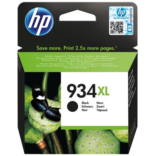 CARTUCCIA ORIGINALE HP C2P23AE 934XL BLACK