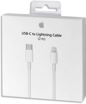 Apple cavo usb type-c a lightning (2m)