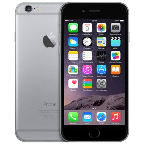 SMARTPHONE REFURBISHED MR AMPERE APPLE IPHONE 6 16GB SPACE GREY