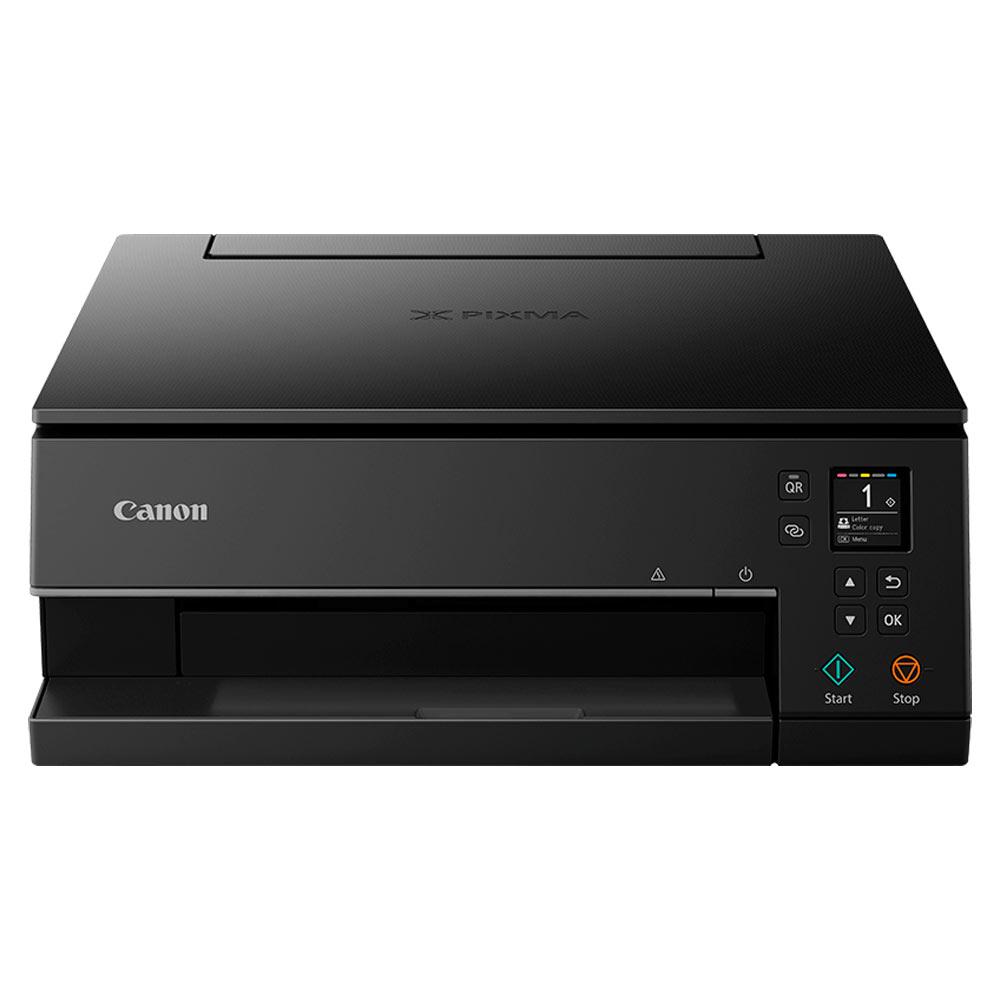 Stampante inkjet a colori Canon NTS6350 Wi-Fi LAN fotocopiatrice fax foto 2